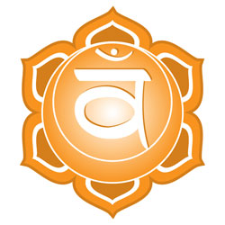 sacral chakra svadisthana