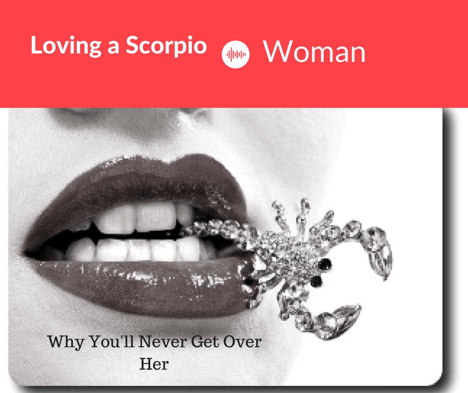 loving a scorpio woman