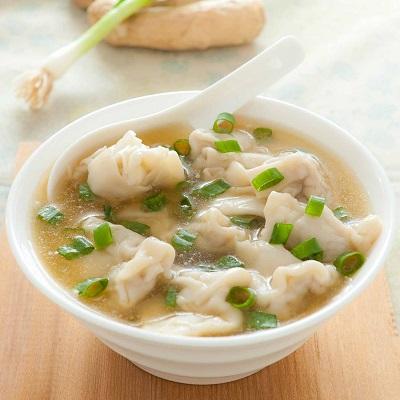 chinese won ton soup