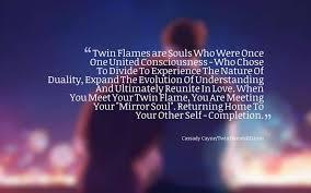 twin flame dynamics