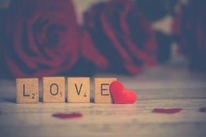 love is quantum