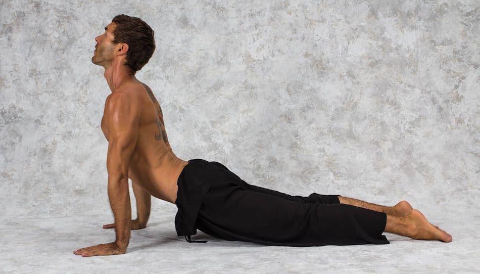 cobra yoga poses