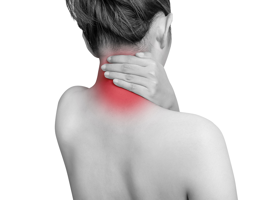 relieve neck pain naturally