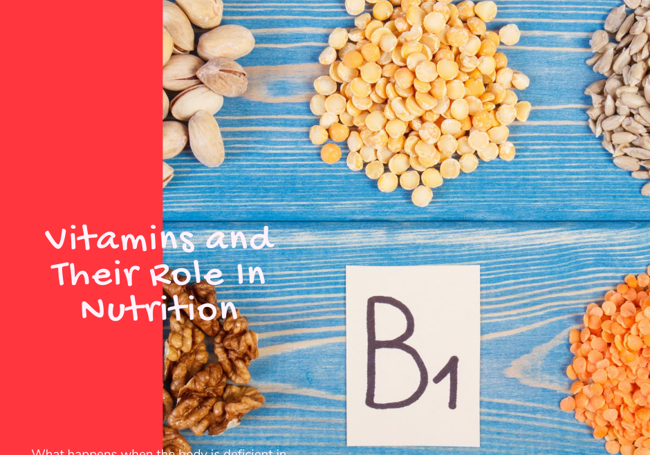 vitamins and their role in nutrition