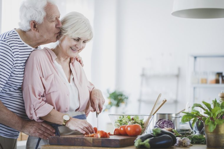 proper nutrition for elderly