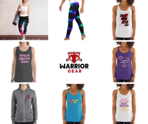 Warrior Gear Clothing