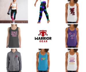 Warrior Gear Clothing