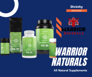 Warrior Naturals Supplements